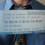 9/5/2006 TICKETS FOR THE GIG